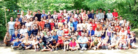 015, Summer camp in 2006, 135 people for 10 days in the forest and tents, 48 were saved
