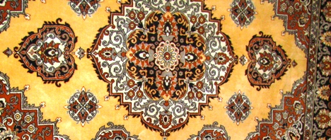 Moldovan wall carpet