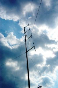 Our antena in Cahul