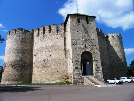 soroca-castle